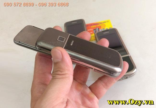 www.123nhanh.com: nokia 8800 cacbon zing nguyên bản đầy đủ pk, trùng imei