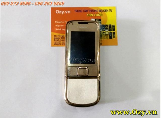 Nokia 8800 Gold máy cũ zin nguyên