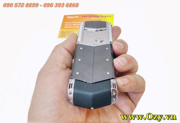 www.123nhanh.com: Vertu s đính đá hai bên sườn nắp lưng đá ceramic cao cấp