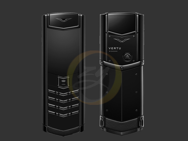 vertu-signature-s-black