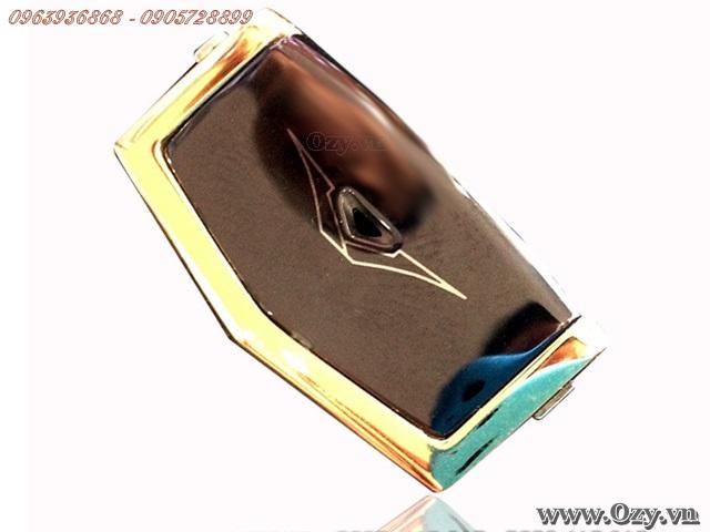 Vertu signature s đúc vàng khối 18k