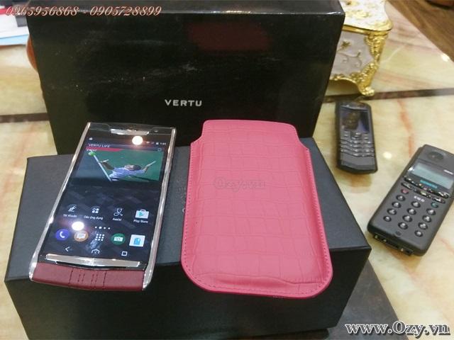 www.123nhanh.com: Vertu new touch cánh chim